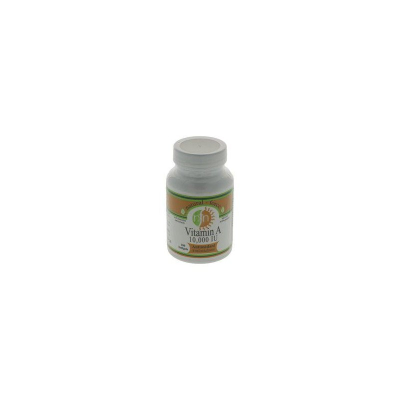 Vitamina A 10000 UI 100 cap. Nutri-force