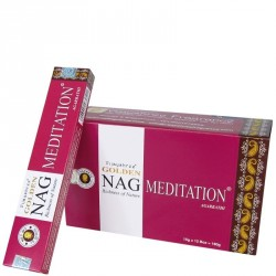 Incienso Nag Meditation 15 gr