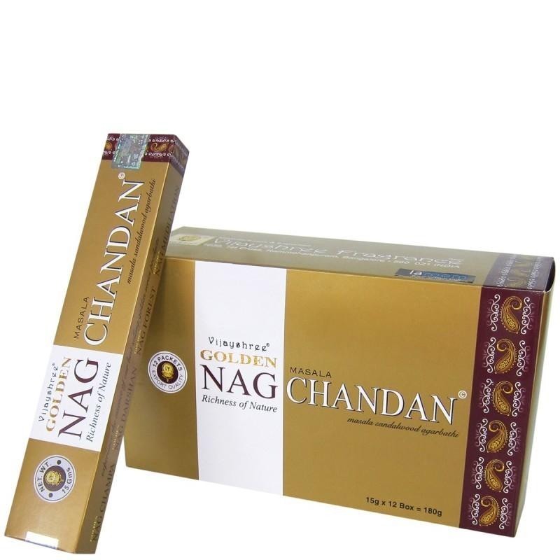 Incienso Nag Chandan 15 gr