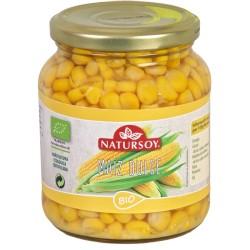 Maiz dulce conserva 330 gr BIO Natursoy