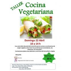Taller Cocina Vegetariana