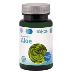 Aloe vera 100 comprimidos Sakai