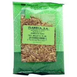 Angélica raiz triturada 75 gr Plameca