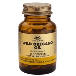 Aceite de Orégano silvestre 175 mg 60 perlas Solgar