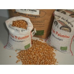 Maiz de Palomitas BIO 1 kg Rincón del Segura