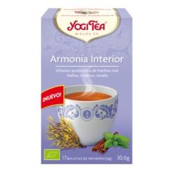 Yogi tea armonía interior BIO 17 bolsitas
