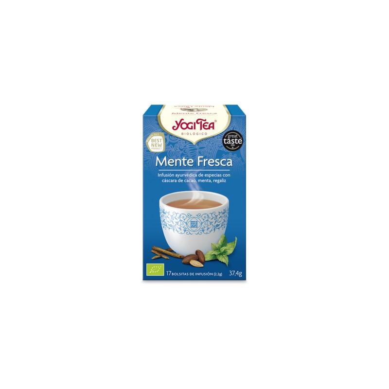 Yogi tea Mente fresca BIO 17 bolsitas