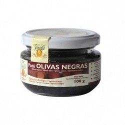 PATE OLIVAS NEGRAS BIO 110GR VEGETALIA