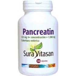 Pancreatin 120 cápsulas Sura Vitasan