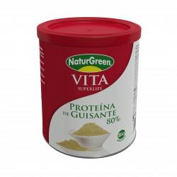 Proeína de guisantes BIO 250 g Naturgreen