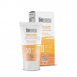 Bálsamo solar facial Bio SPF 50 Bioregena