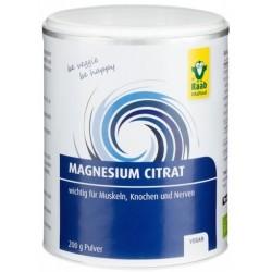 Citrato de magnesio 200 gr RAAB