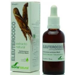 Extracto de eleuteroco 50 ml Soria Natural