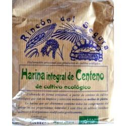 HARINA INTEGRAL DE CENTENO ECOLÓGICA RINCÓN DEL SEGURA 1KG