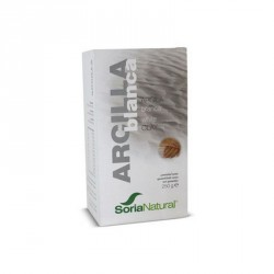 Arcilla blanca 250 g Soria Natural