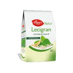 Lecigran, lecitina de soja Bio 500 g El Granero
