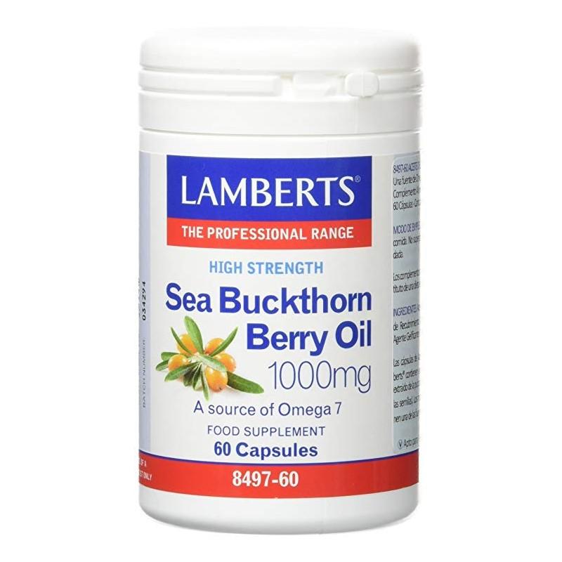 Espino Amarillo aceite 1000 mg 60 cap. Lamberts