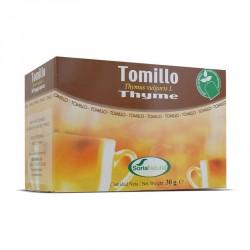 Tomillo infusión 20 bolsitas Soria Natural