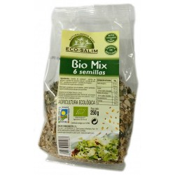 Mix 6 semillas BIO 250 g Eco Salim