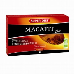 Macafit BIO 20 ampollas de 2100 mg Super Diet