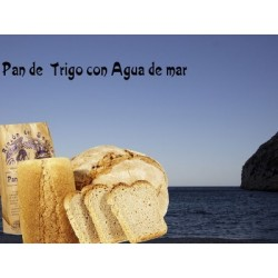 Molde de trigo cortado integral ecológico Rincón del Segura 770 gr