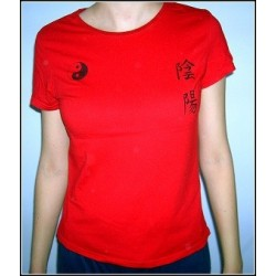 Camiseta diseño Tai-Chi Naturalba Albacete