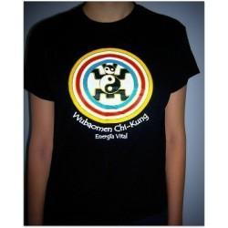 Camiseta diseño Chi Kung Naturalba Albacete