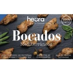 BOCADOS MEDITERRANEOS 180 GR HEURA
