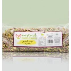 Pistacho ecologico en grano crudo 1kg Maná