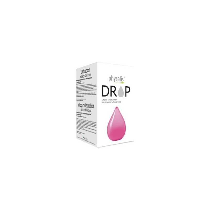 DIFUSOR ULTRASONICO DROP FUCHSIA (PHYSALIS)