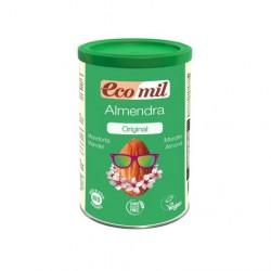 Bebida de almendras en polvo original Bio 400g Ecomil