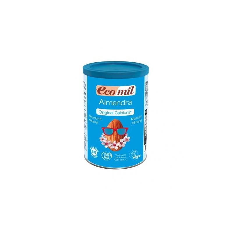 Bebida de almendra calcio original Bio 400 g Ecomil