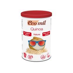 Bebida de quinoa Nature (sin azúcares añadidos) Instant Bio 400 g EcoMil