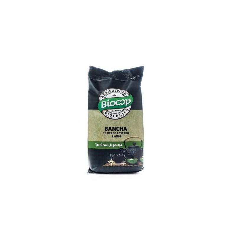 Té Verde tostado Bancha 3 Años BIO 75 gr Biocop