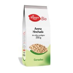 Avena hinchada Bio 250gr El granero Integral