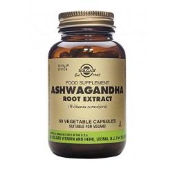 Ashwagandha 60 cap Solgar