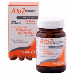 Multivitaminico A-Z 90 comp Health Aid