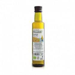 Aceite de Lino dorado BIO 500 ml Mandole