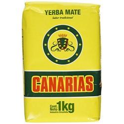YERBA MATE CANARIAS 1KG DOMAR