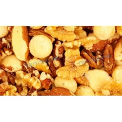 Cocktail mix nueces en crudo1kg Itac