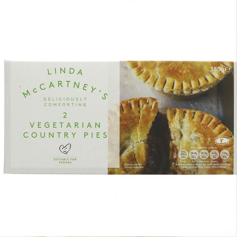 Empanada country pie 190 g lLINDA MCCARTNEY