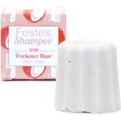 Champú Sólido cabellos secos vainilla-Coco 55 g BIO Lamazuna en Naturalba Albacete