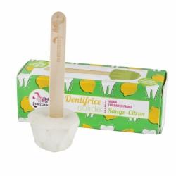 Dentífrico Sólido con limón 20g BIO Lamazuna