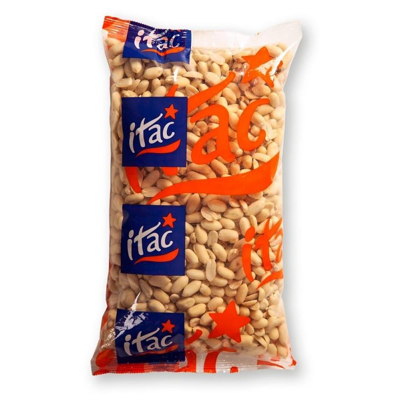Cacahuete pelado crudo 1kg ITAC