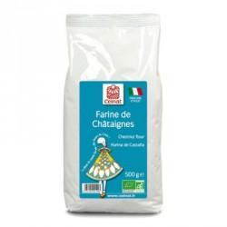 Harina de Castañas BIO 500 g Celnat
