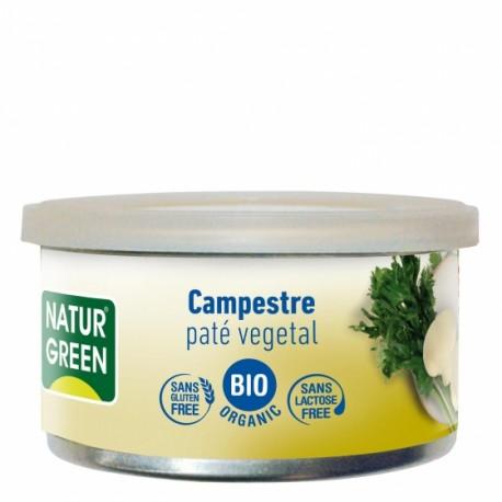 Paté vegetal campestre 125 g NaturGreen