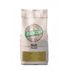 Mijo en grano Bio 500gr Biocop