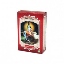 HENNA Castaño cobrizo en polvo 100 g Radhe Shyam