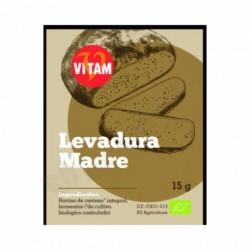 Levadura Madre extracto Bio 15 gr Vitam