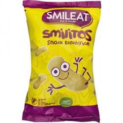 Gusanitos de maiz BIO 38 g Smilitos